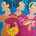 Mussorgsky's women